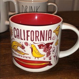 "EUC Starbucks Mug California ""Been There"" Series"